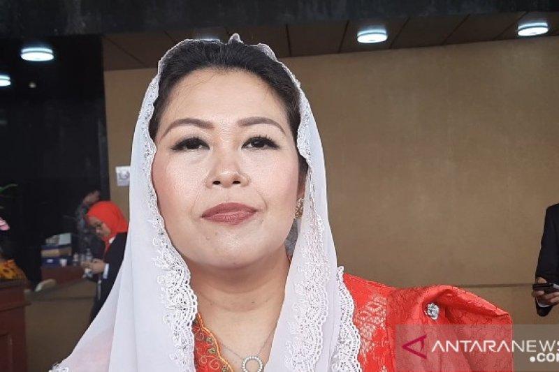 Yenny Wahid laporkan rencana kunjungan Menhan Malaysia ke Mahfud MD