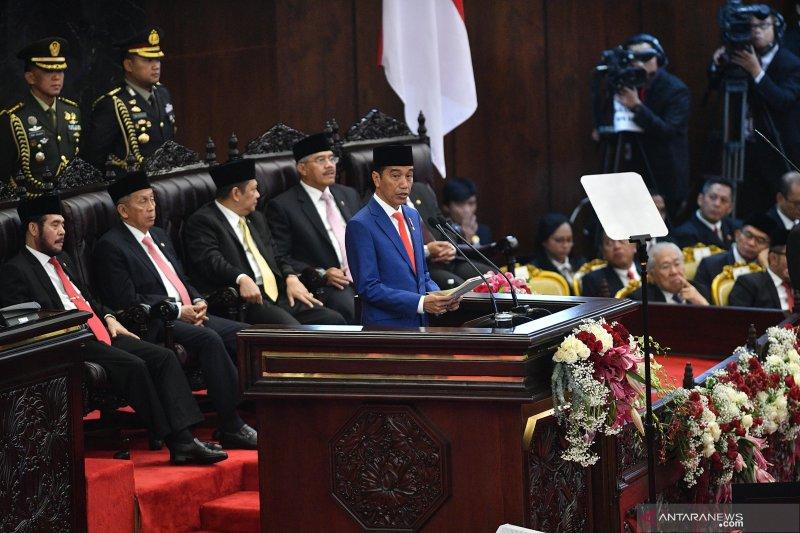 Presiden : Sumber dana pemindahan ibukota dari kolaborasi swasta-BUMN