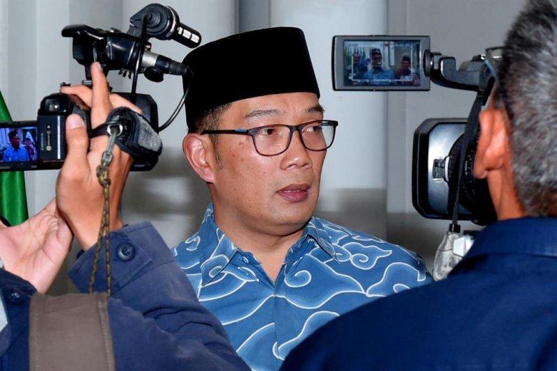 Gubernur Jawa Barat ikut berduka atas wafatnya Ipda Erwin