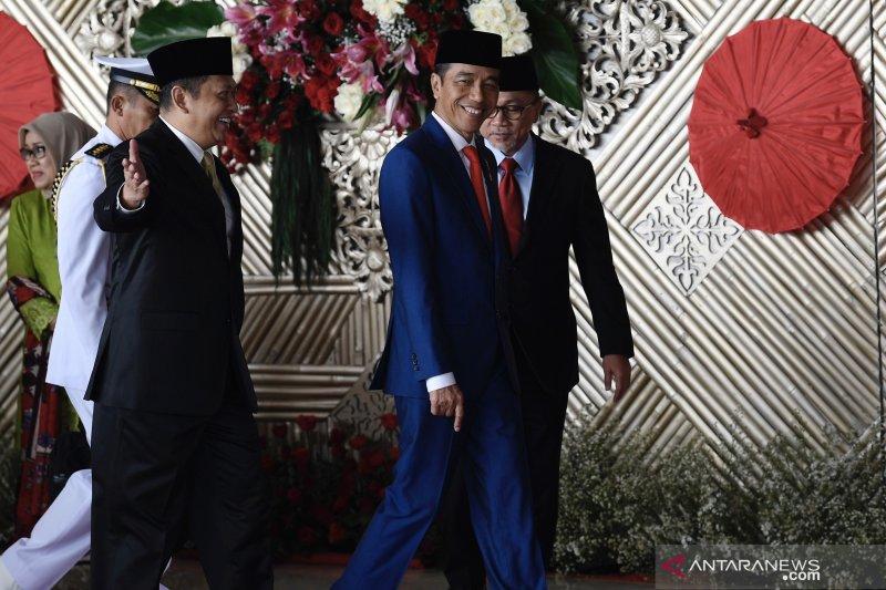 Presiden nyatakan kesenjangan di pedesaan menurun pada 2019