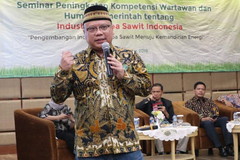 Sawit tetap jadi tumpuan perekonomian Indonesia