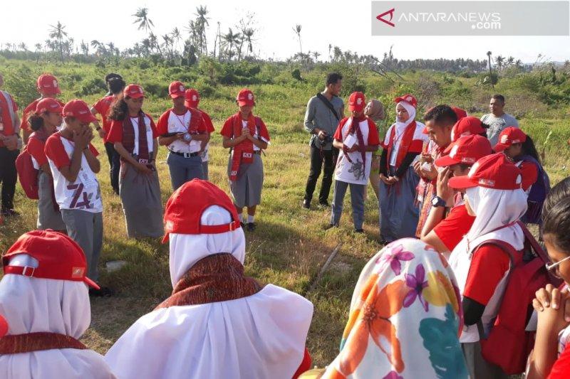 35 SMN Sumut doakan korban likuefaksi Petobo