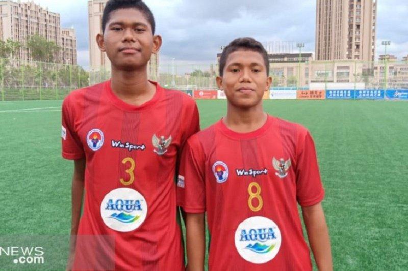 Timnas pelajar Indonesia di China ingin persembahkan piala di HUT ke-74 RI
