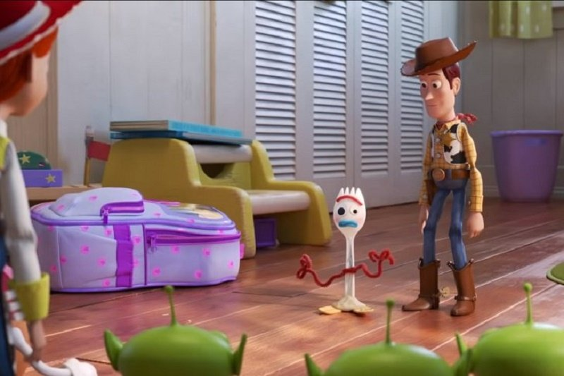 Pendapatan 'Toy Story 4' lampaui angka 1 miliar