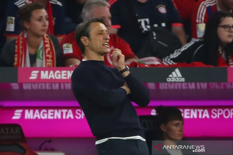 Hertha tahan imbang Bayern Muenchen