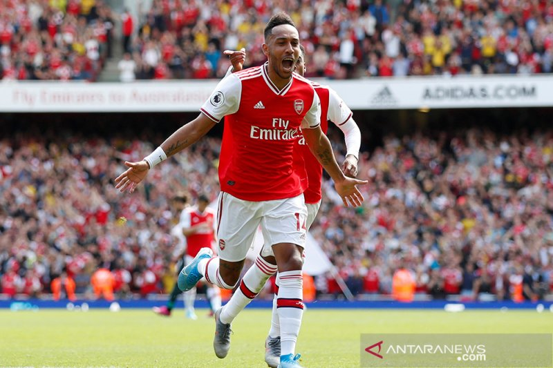 Dua kemenangan awal buat Arsenal pede songsong Liverpool