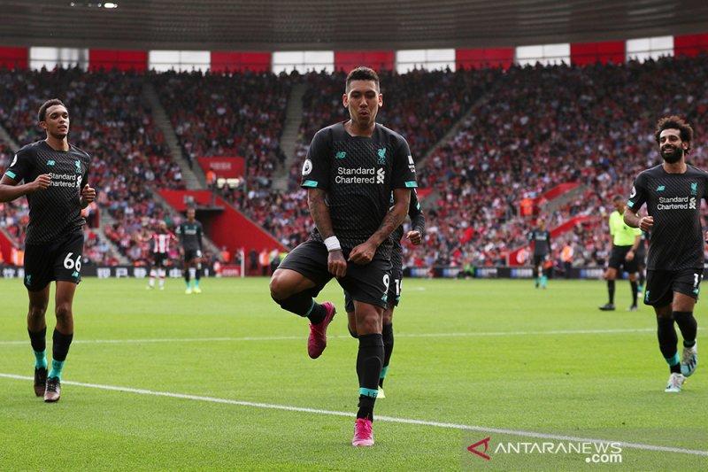Liverpool ungguli Southampton 2-1 di Liga Inggris