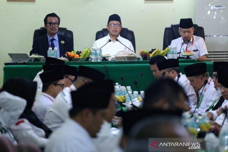 Amirul Hajj kumpulkan jajarannya jelang kepulangan ke Tanah Air
