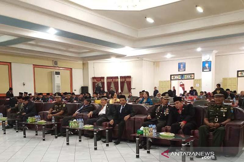 Bupati Bartim sepakat Ibu kota negara pindah ke Kalteng