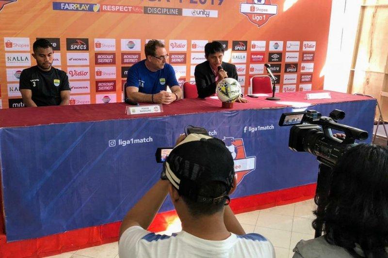 Persib Bandung siapkan Bojan hingga akhir putaran pertama