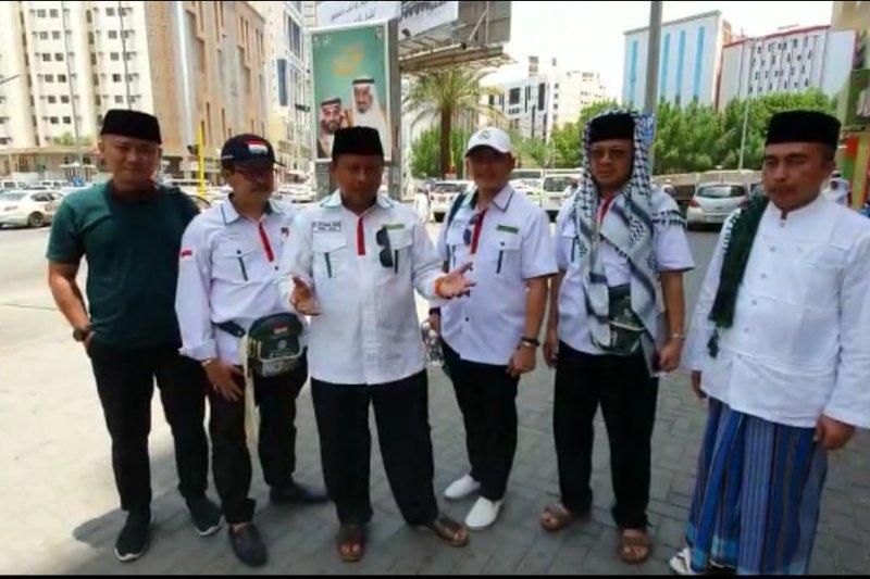 Wagub Jabar peringati HUT ke-74 Kemerdekaan RI di Tanah Suci, Mekkah