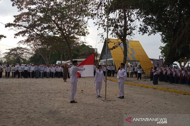 3 perusahaan BUMN upacara HUT RI destinasi wisata Lampung