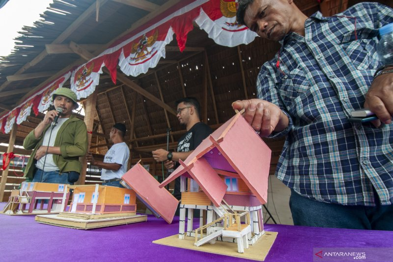 Pemprov minta desain bangunan tahan gempa, layakdan nyaman