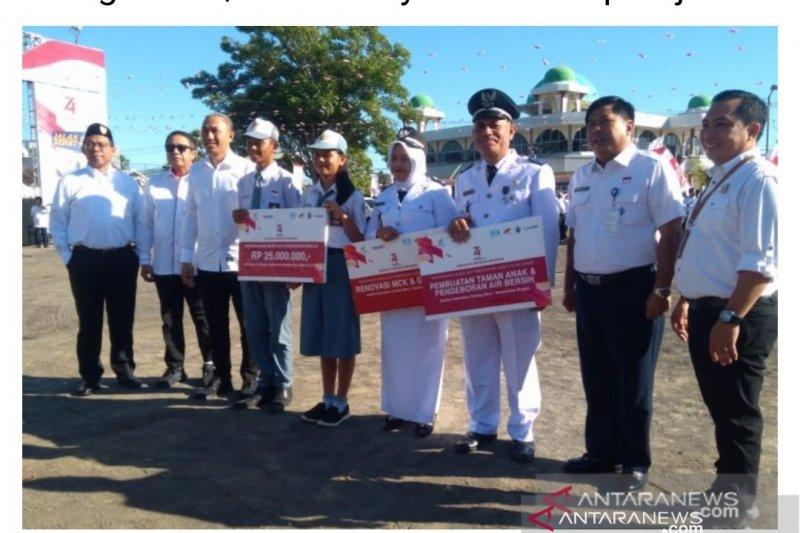 BUMN tingkatkan prestasi siswa SMA Sulawesi Utara
