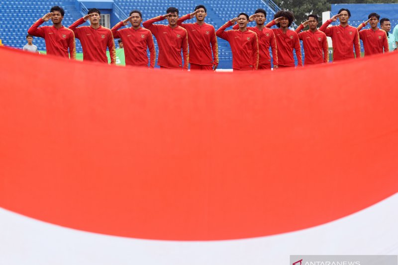 Indonesia gagal melangkah ke final, kalah 3-4 dari Malaysia