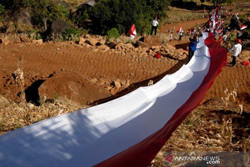 Pembentangan Bendera Merah Putih