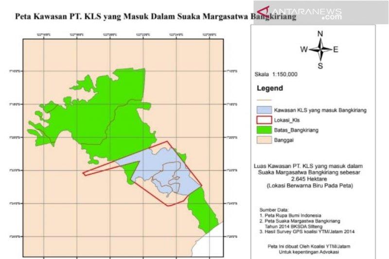 FRAS: Lindungi Bangkiriang dari ancaman kerusakan