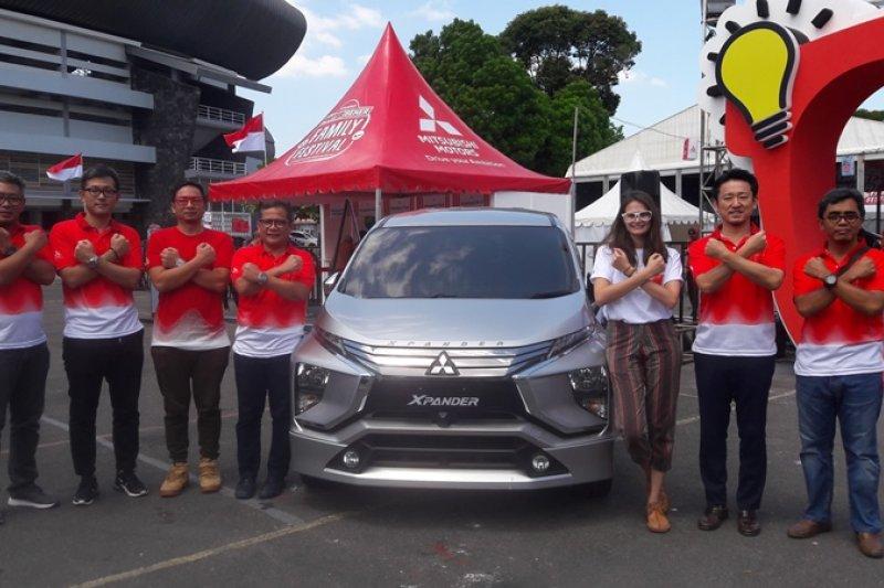 XPander Pinter Bener Family Festival hadir di Yogyakarta