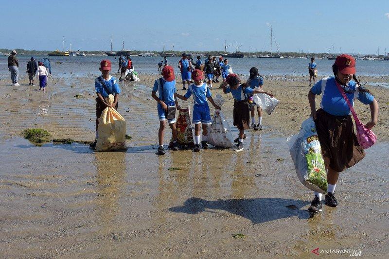 KLHK akan telusuri sumber sampah plastik di laut Indonesia