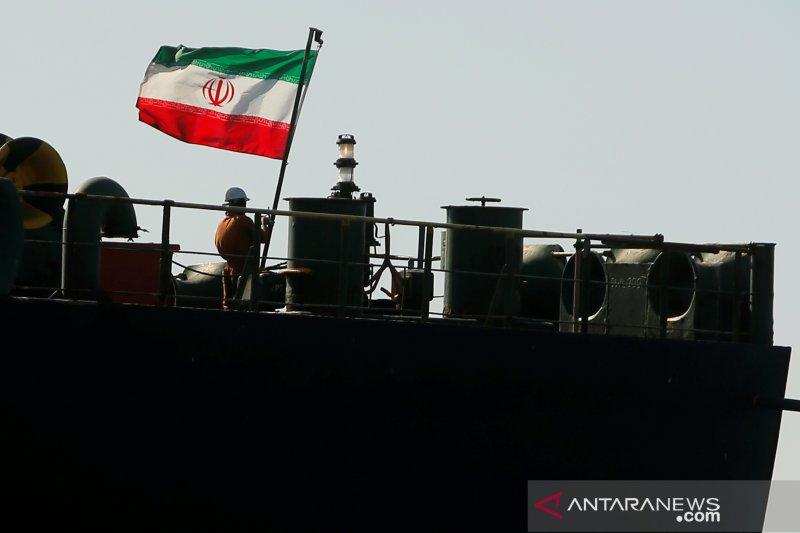 Iran ingatkan AS untuk tak sita kapal tankernya