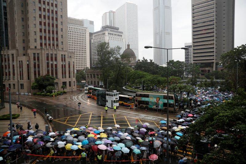 Hong Kong bersiap hadapi aksi protes pekan ini