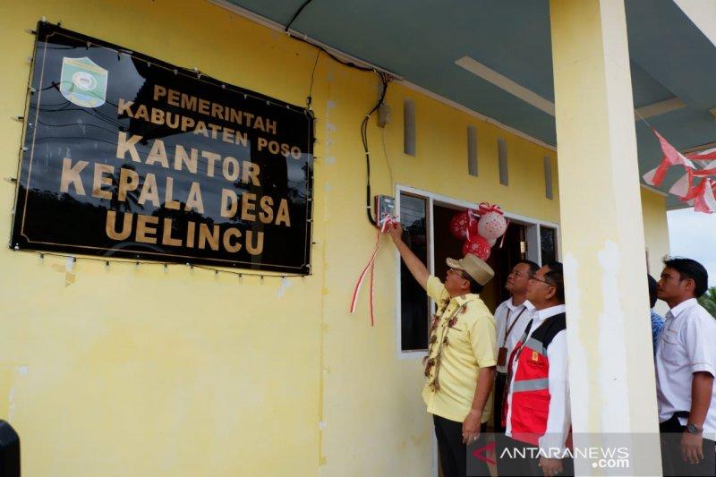 PLN Suluttenggo berhasil terangi Desa Uelincu dan Panjoka