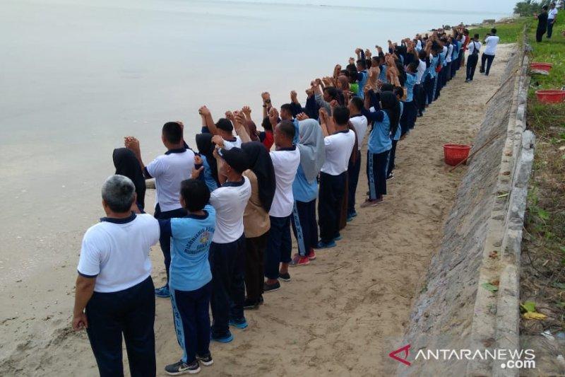Warga Vietnam ikuti gerakan Pandu Laut 74