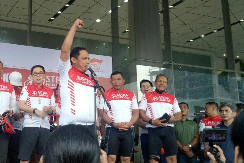 Kapolda Metro Jaya berikan kuliah umum bagi mahasiswa Trisakti