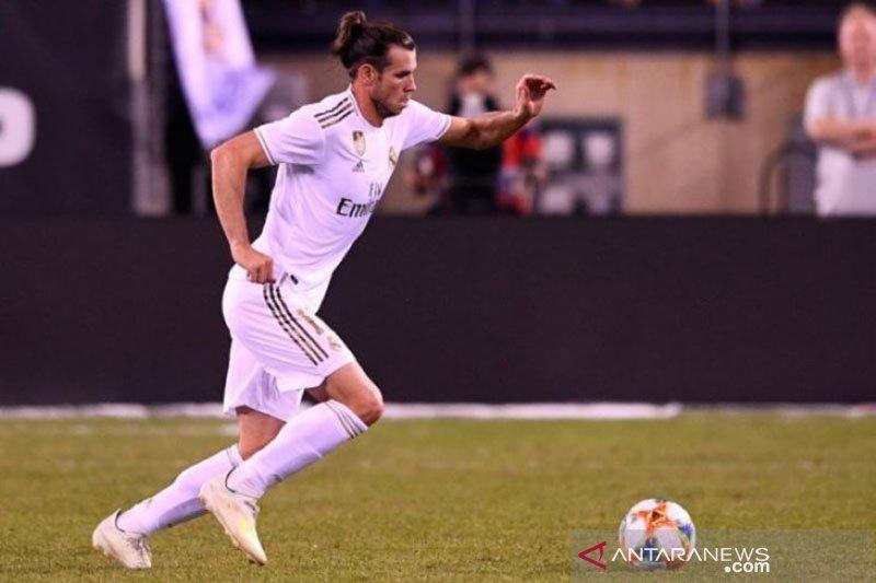 Zidane berikan kesempatan Bale untuk buktikan diri lagi