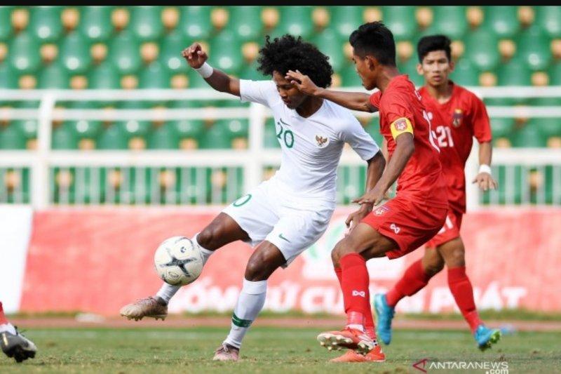 Timnas Indonesia U-18 waspadai lini penyerang Myanmar