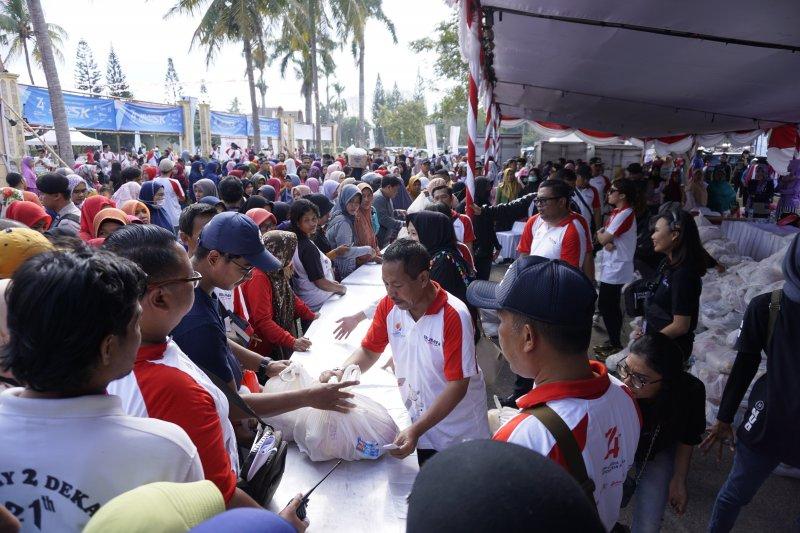 Paket Sembako Gratis BUMN Hadir Untuk Negeri