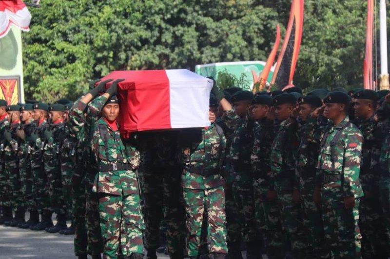 Korem 162/WB siapkan penyambutan jenazah Pratu Sirwandi di Lombok