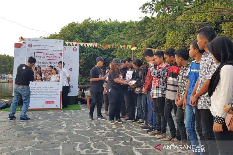 Rumah Pancasila beri beasiswa pelajar kurang mampu