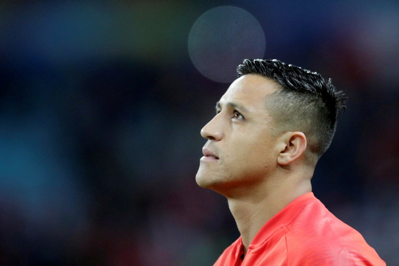 Alexis Sanchez akhiri mimpi buruknya di Manchester United