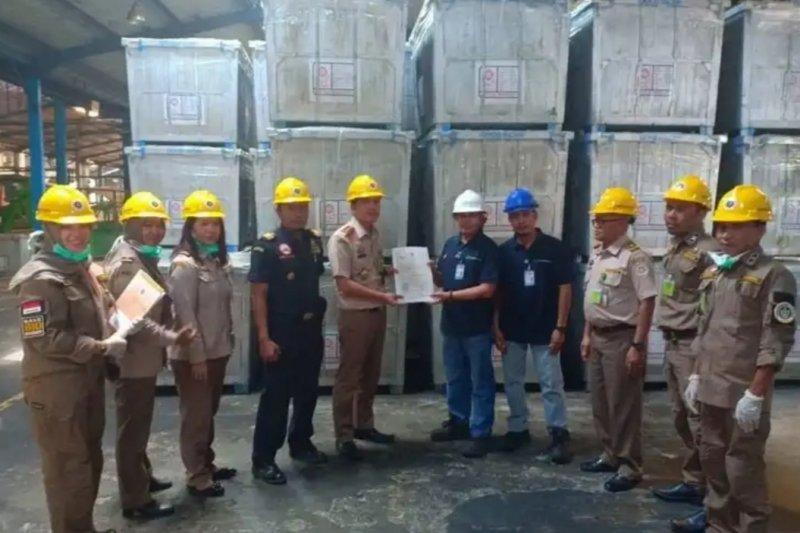 1.086 ton karet Tanjungpinang diekspor ke lima negara