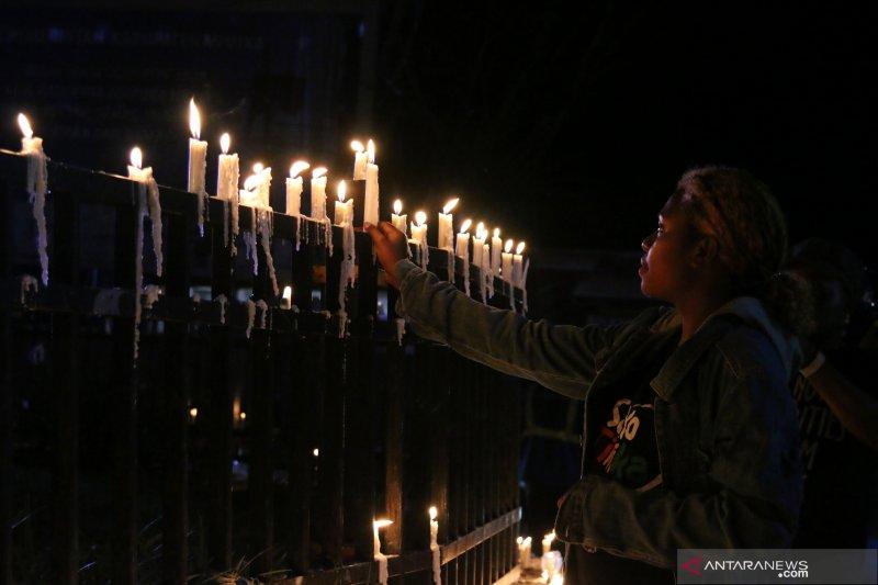 Ganjar jamin keamanan mahasiswa Papua di Jateng
