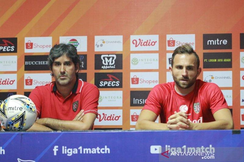 Bali United siapkan taktik khusus untuk lawan Madura