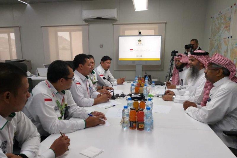 Indonesia ditawari tambahan kuota haji setelah renovasi Mina