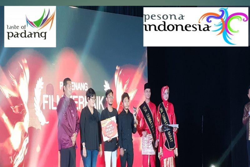 Film 'Mandeh' won three awards at the 2019 West Sumatra Film Festival event
