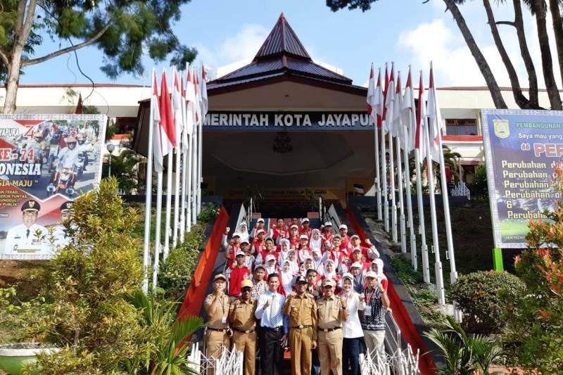 SMN Sulsel kagumi keragaman budaya di Papua