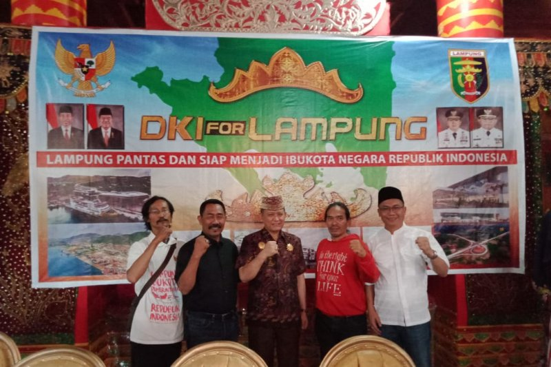 Relawan : Sikap Jokowi soal IKN wujud mitigasi politik kebangsaan