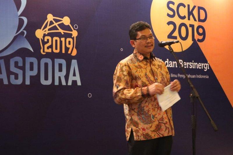 Kemenristekdikti: SCKD forum diaspora bangun bangsa