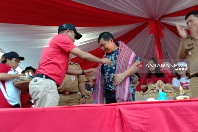 Pawai Pembangunan Ajang Promosi Potensi Minahasa Tenggara