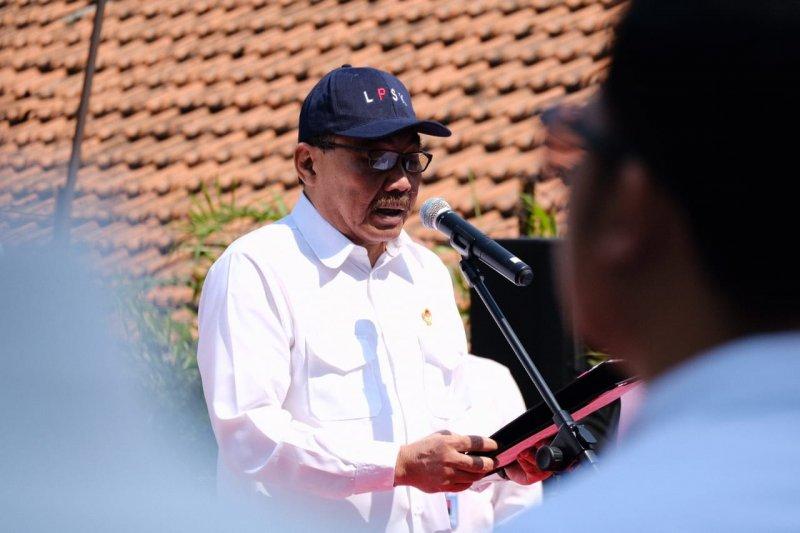 278 pegawai LPSK tandatangani pakta integritas antikorupsi