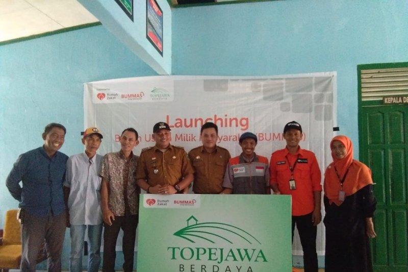 Rumah Zakat perdana luncurkan BUMMAS di Sulawesi Selatan