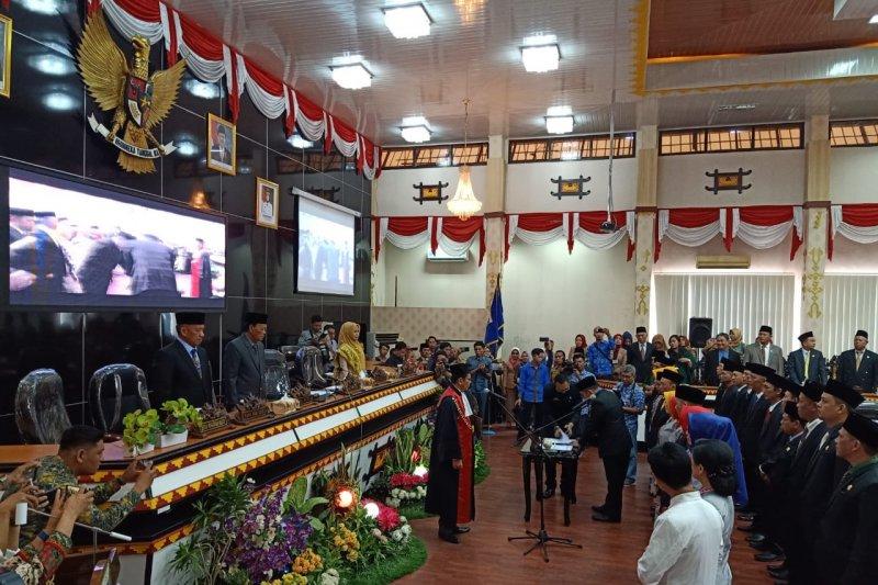 Satu anggota DPRD Metro batal dilantik