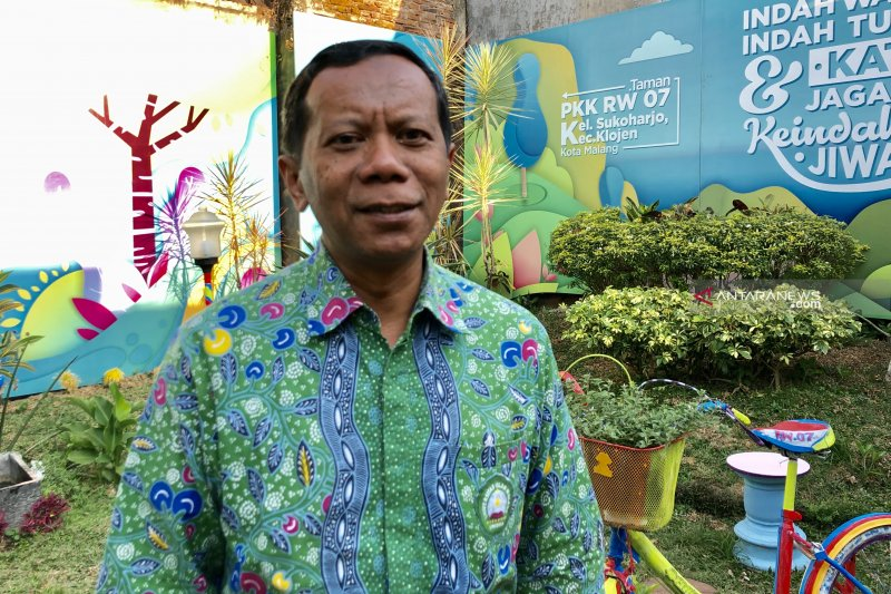 Akhmad Zakaria, sosok penggerak Kampung Kidul Pasar Malang
