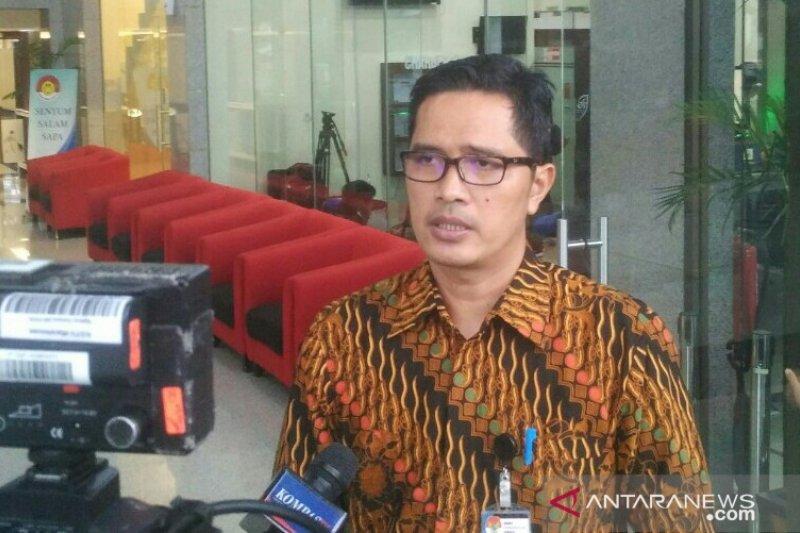 KPK geledah PT CSA terkait suap impor bawang putih