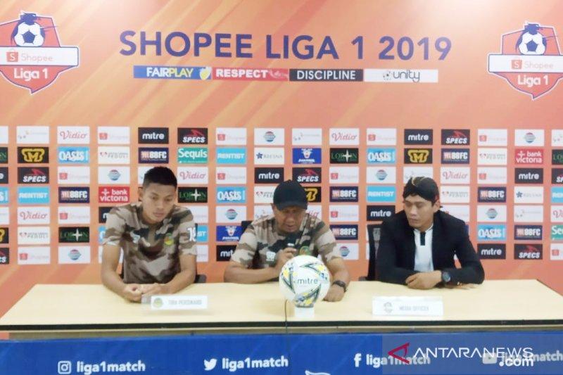 Liga 1 -- Tira-Persikabo kembali ke puncak klasemen setelah kalahkan PSS Sleman