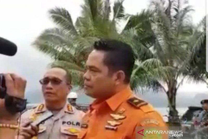 Tim SAR evakuasi dua ABK yang dilaporkan tewas